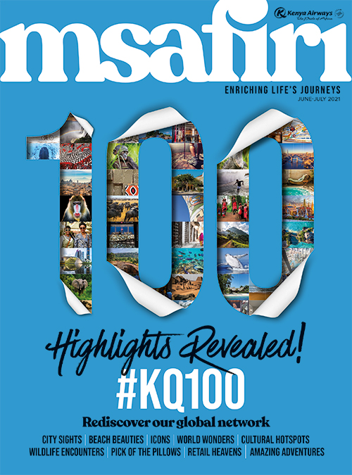 Msafiri Issue 167