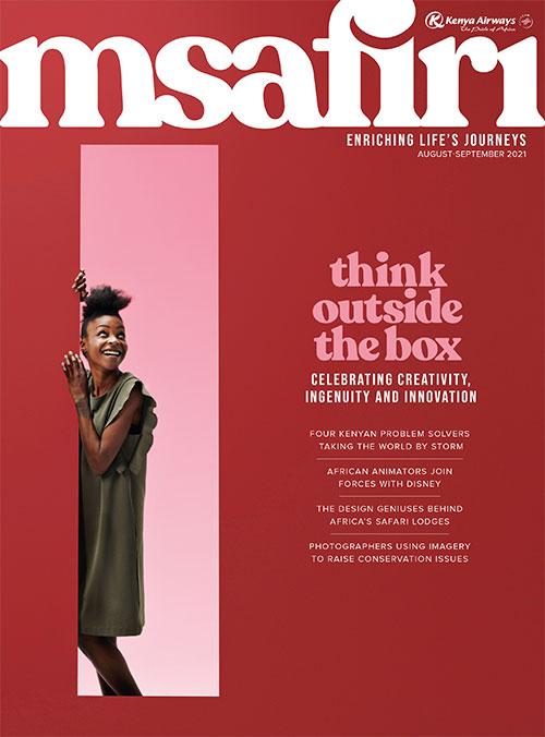 Msafiri 168 cover